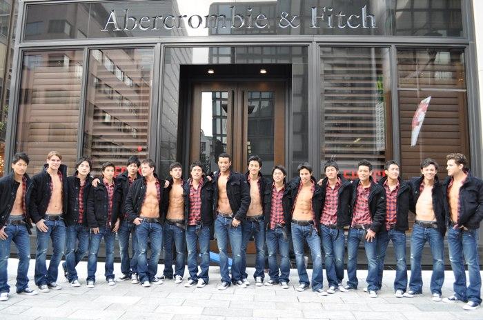 Abercrombie Milano