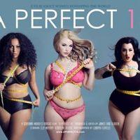 "Curvy Planet: ""A perfect 14"", Victoria Beckham, Miroglio Opening Party, SugarBBW."