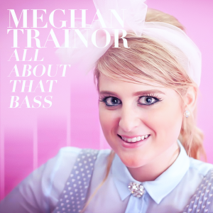 Meghan Trainor all about a bass