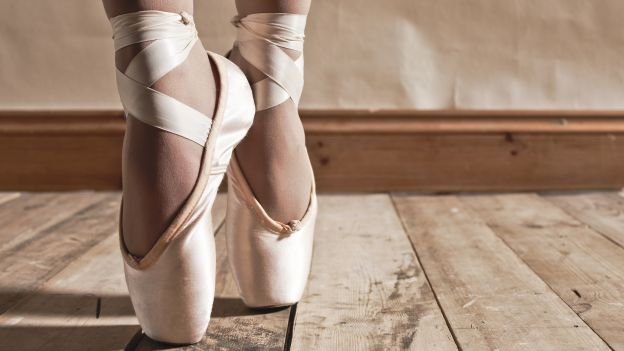 ballerine danza classica curvy