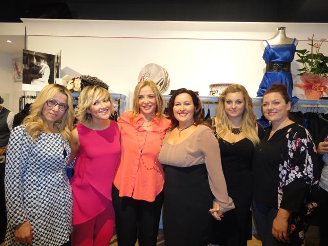 inaugurazione femme curvy concept store