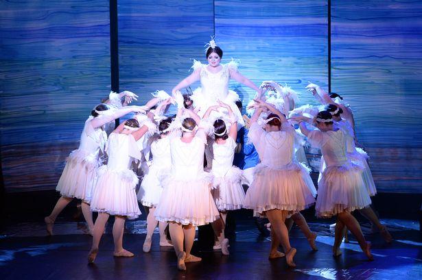 casting danza classica curvy