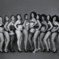 Beautiful Curvy  2015: Il Calendario delle donne dalle belle curve