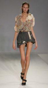 skinny models france